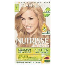 GARNIER Nutrisse CREME 8 BIONDO VANIGLIA colore capelli