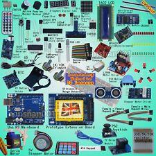 6pcs EPAL Professional UNO R3 Starter Kit for Arduino Servo LCD Compass