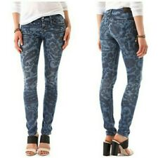 Citizens of Humanity AVENDON Women's Paisley Low Rise Skinny Jeans, Size 27