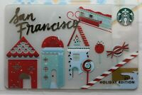 Starbucks Card 6130 - San Francisco SE 2016
