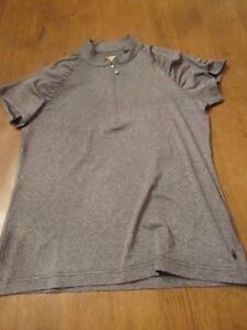 Womens Sport Haley 1/4 Zip Golf Shirt, NWT, S