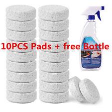 V CLEAN SPOT Multifunctional Effervescent Spray Cleaner 10PCS Pads + free Bottle