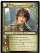 Lord Of The Rings CCG Card TTT 4.R301 Frodo, Courteous Halfling