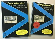Comprehensive Colour Catalogue of Australian Stamps 4th Edition Volume 1, 2 & 3