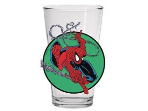 Tumbler Toon Marvel Comics - Spider-Man 16oz Pint Glass