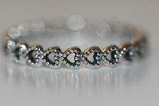 AUTHENTIC NEW PANDORA LINKED LOVE RING 190980 SZ 58/ 8 US STERL SILVER W/BOX