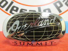 JEEP GRAND CHEROKEE Chrome Overland Summit Liftgate Nameplate NEW OEM MOPAR