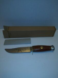 Buffalo Bill The Wild West Bowie Knife No. 1 Stainless Steel New Open Box