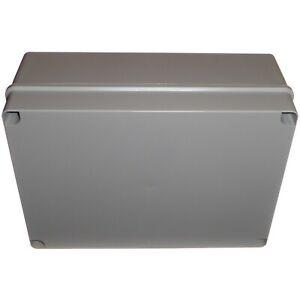 Junction Box 334 x 244mm IP65-IP67 Waterproof Adaptable Enclosure Made In Spain