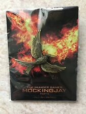 The Hunger Games Mockingjay Part 2 Pin Badge
