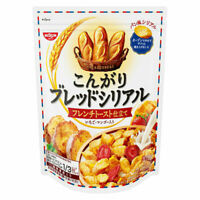 Nissin, Kongari Bread Cereal, Strawberry, Mango & Maple, 175g, Japan