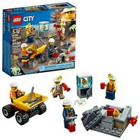LEGO® City Mining - Mining Team 60184 82 Pcs