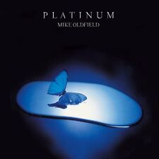 MIKE OLDFIELD PLATINUM REMASTERED CD POP & ROCK 2012 NEW