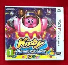 Kirby: Planet Robobot  - Nintendo 3DS - NUEVO