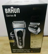 Braun Series 8 Electric Razor Shaver - 8370cc New Sealed Box