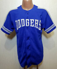 GENUINE MERCHANDISE STARTER LOS ANGELES DODGERS MLB BASEBALL SHIRT JERSEY SIZE M