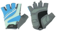 Cycling Gloves Vivo SB-01-8503-B Blue Gel Protection Non slip Breathable