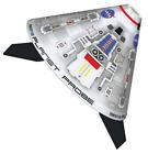 Flying Model Rocket Kit - QUEST PLANET PROBE Single Bulk Pack Kit - 1022