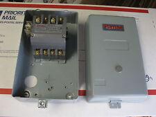 SIEMENS-FURNAS 40DP22AD6 CONTACTOR W/ENCLOSURE 30A 120/240V 4P