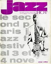 """""""Sonny ROLLINS"""" JAZZ HOT n° 213 Octobre 1965"""