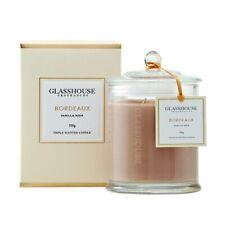 glasshouse triple sent candle - Bordeaux
