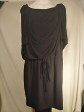 Jessica Simpson Ladies Stretch Dress in Black Size L