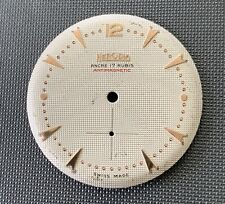 Herodia 33,8 mm Vintage dial esfera quadrante watch
