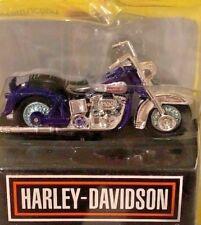 Matchbox Harley-Davidson HD Motorcycles 1993 SPORTSTER NIP, PURPLE
