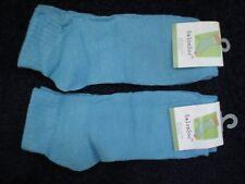Pedicure Socks 2 Pairs Blue Nail Care Salon Soc Open Toe