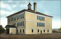 Auburn WA High School c1910 Postcard