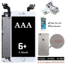 5.5'' For iPhone 6 Plus Touch Digitizer Complete Screen Replacement LCD Button