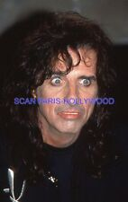 ALICE COOPER 90s  DIAPOSITIVE DE PRESSE ORIGINAL VINTAGE SLIDE 35MM  #4
