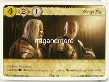 A Game of Thrones LCG - 1x Selmys Plan  #038 - Die Grosse Flotte