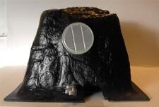 Eco Faux Rock Air Pump Cover w/vent-pond-water-garden-protect-protective-aerator
