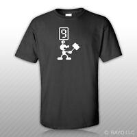Mr Game & Watch JudgeT-Shirt Tee Shirt Gildan S M L XL 2XL 3XL Mario Bros