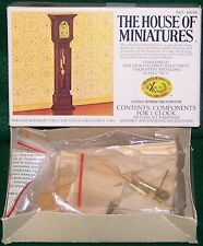XACTO HOUSE OF MINIATURES WILLIAM AND MARY TALL CASE CLOCK KIT