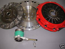 ROVER MG ZT CDTI SOLID FLYWHEEL & CARBON KEVLAR HEAVY DUTY CLUTCH & CSC