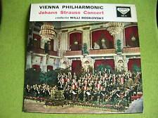 LP STRAUSS-BOSKOVSKY Conduct VIENNA PHILAR-LONDON SLB 13 -JAPAN PRESS-RED LABEL