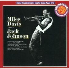Miles Davis: A Tribute to Jack Johnson - CD