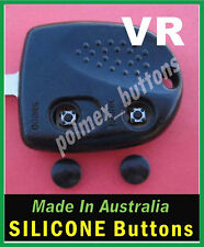 fits Holden Commodore VR  remote key - Replacement key buttons (2 sets)