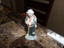 Emmett Kelly Jr Miniature (Sweeping Up) #10002