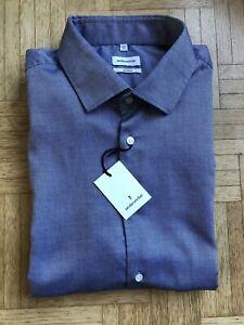 Seidensticker Herrenhemd shaped fit - Größe 44 / XL
