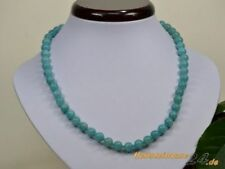 Halsketten und Anhänger mit Amazonit Echtschmuck für Damen