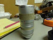Sony TV Zomm Lens 1:1.8 F=12.5 75mm 777762 Tamron *FREE SHIPPING*