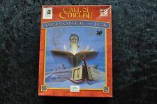 Call of Cthulhu Prisoner Of Ice PC Game Big Box