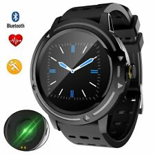 2020 New Bluetooth Smart Watch Heart Rate Bracelet Remote Camera for Cell Phone