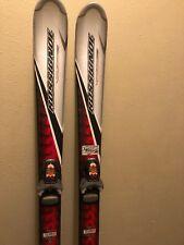 Rossignol Performance Machine Junior RPM Skis 120cm Comp J Ski Bindings