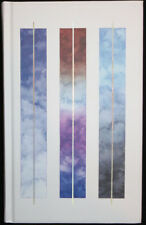 NEW WATERCOLOR ART JOURNAL LINED HARDCOVER DIARY BLANK WORKSHOP BOOKMARK 144 PG