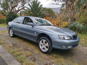 2005 HOLDEN WL STATESMAN INTERNATIONAL FACTORY LS1 *ROLLING SHELL ONLY*