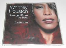 WHITNEY HOUSTON - I LEARNED FROM THE BEST (THE REMIXES) - 1999 UK CD SINGLE